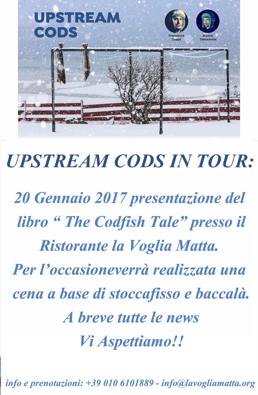 upstream-cods-in-tour